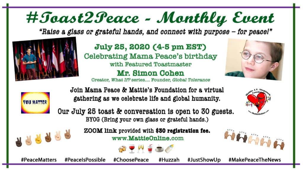 Mama Peace T2P